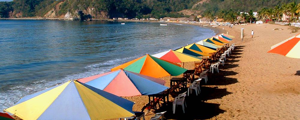 Playa Melaque